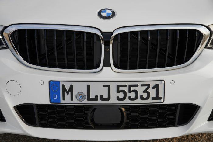 BMW 6 Gran Turismo: Nevet váltott, stílust váltott 3
