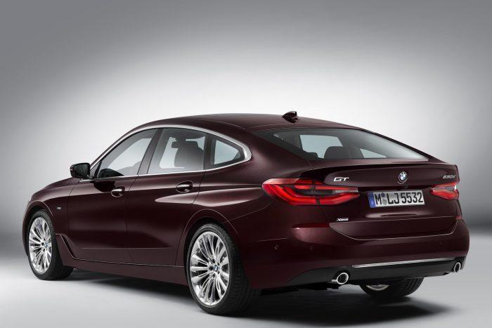 BMW 6 Gran Turismo: Nevet váltott, stílust váltott 5