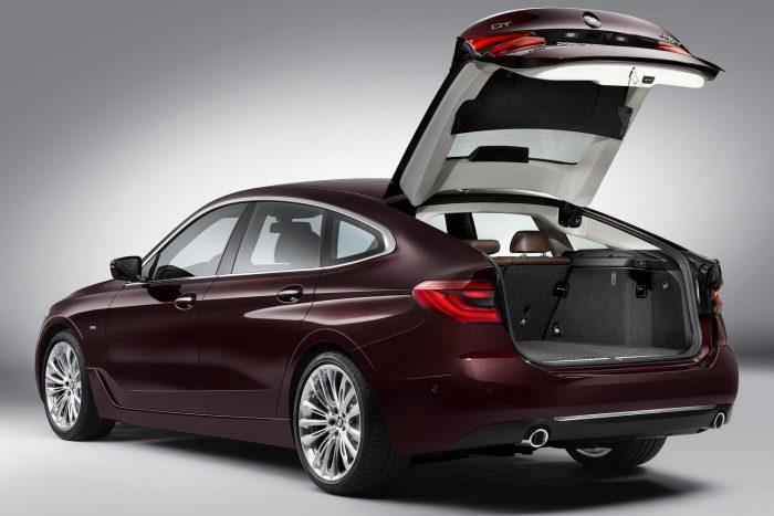 BMW 6 Gran Turismo: Nevet váltott, stílust váltott 4