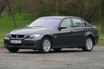 Ha már használt BMW, akkor legyen benzines?