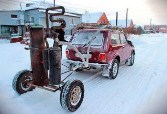 Különc üzemanyagok benzin helyett