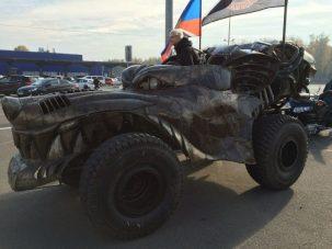 Nincs ennél félelmetesebb jármű Oroszországban