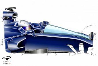 F1: Newey szerint a pajzs jobb a glóriánál