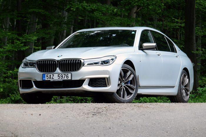 BMW 7-es