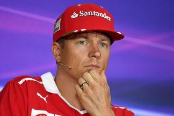 F1: Räikkönen az utolsó esélyét kapta