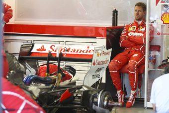 F1: Vettel a nap vesztese