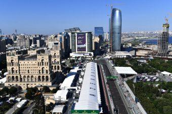 Élő: Forma-1-es Azerbajdzsáni Nagydíj