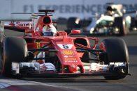 F1: Vettel még nem úszta meg a bakui ütközést 2