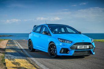 Még sportosabb lett a Ford Focus RS