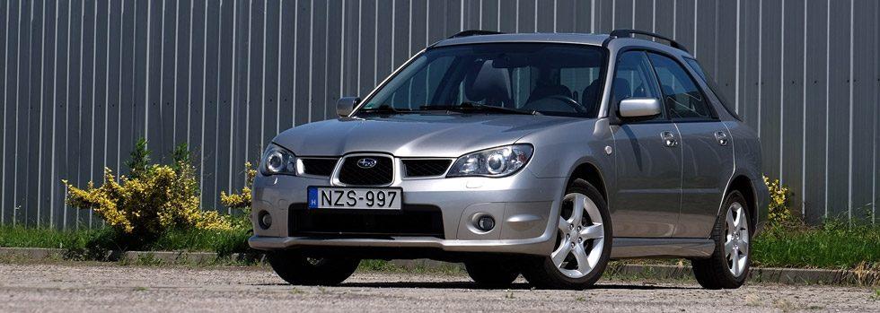Használt autó  Subaru Impreza GD-GG 243480dfbf