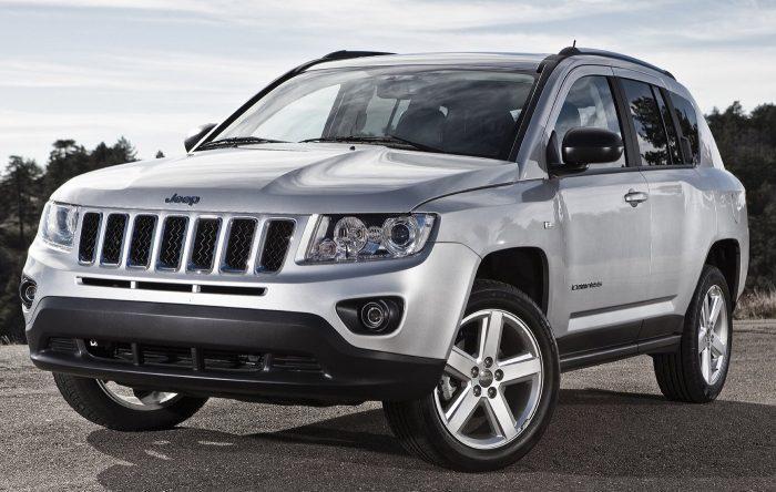 Városban és terepen is otthon van: Jeep Compass 1