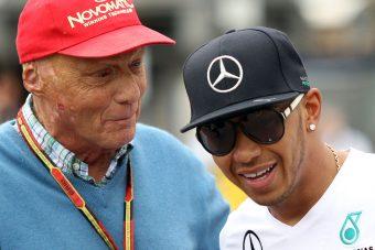 F1: Hamilton nem szerette Laudát