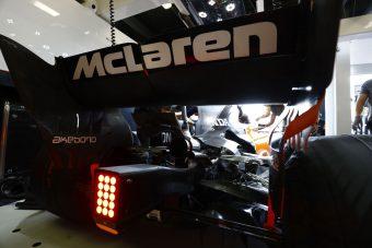 F1: A McLarennek jövőre sem lesz névadó szponzora