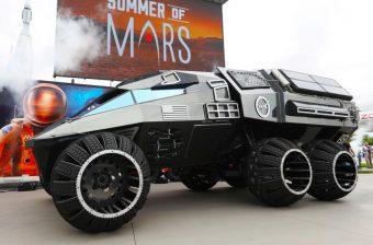 Ezzel a járművel a Marson folytatódhatna a Batman-sztori