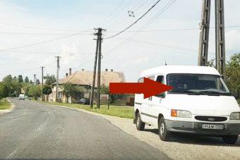 Fehér furgonból vadász gyorshajtókra a rendőrség