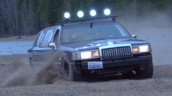 A csapató limuzin látványára sosem készülhetsz fel eléggé