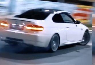 Ez a BMW-s sem bír a vérével