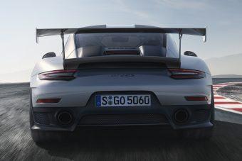 Negyed óra videoélmény a legbrutálisabb Porsche 911-essel