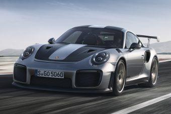 Megszületett minden idők legerősebb Porsche 911-ese
