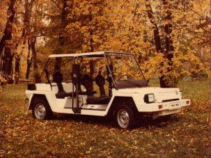 Elektromos golfkocsi a Ladától, avagy a tökéletes megoldás a hőség ellen