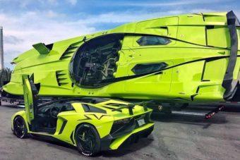 Ha Lamborghinit és hajót szeretnél venni, itt a tökéletes alkalom!