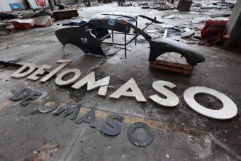 Rettentő szomorú látvány a szellemjárta De Tomaso-gyár