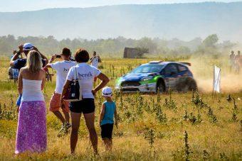 Nagyágyúk visszatérése a Veszprém-ralin