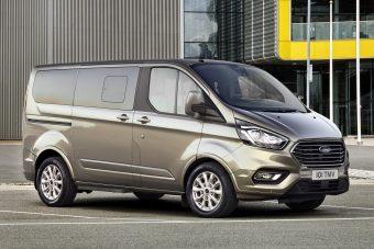 Légrugós konferenciabusz a Fordtól