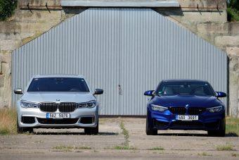 Szerinted lenyomja a 7-es BMW az M4-est?