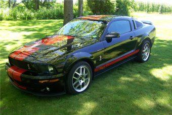 Gazdát cserélt ez a különleges Ford Mustang