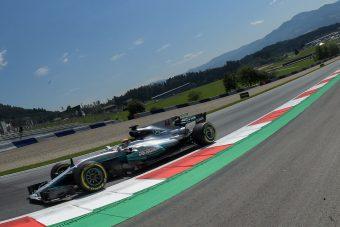 F1: A második edzést is behúzta Hamilton