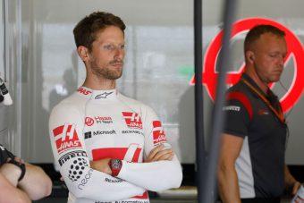 Grosjean: Én voltam a második futamgyőztes!