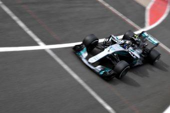 F1: Bottas megint verte Hamiltont
