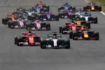 F1: Ferrari-dráma, Hamilton győzelem Silverstone-ban