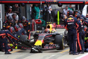 F1: A Red Bull hozta a maximumot