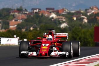 F1: Félszáz fotón a Magyar Nagydíj