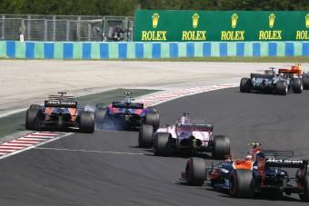 F1: Dobogóesélyt a fél mezőnynek!