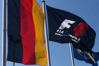 A Nürburgring teper a Forma-1-ért
