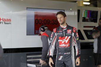 F1: Grosjean ugrana, ha nagycsapat hívná