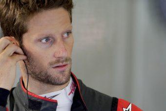 F1: Szilveszterkor jött a legújabb Grosjean