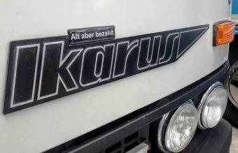 Csodaszép Ikarusok sereglettek össze Németországban