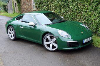 Vezettem az egymilliomodik Porsche 911-est
