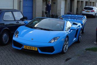 Ez az utánfutós Lamborghini jókora piaci rést tömött be
