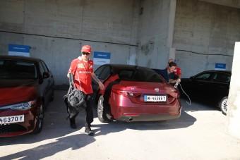 F1: Mutatjuk, mivel mennek a pilóták a Magyar Nagydíjra