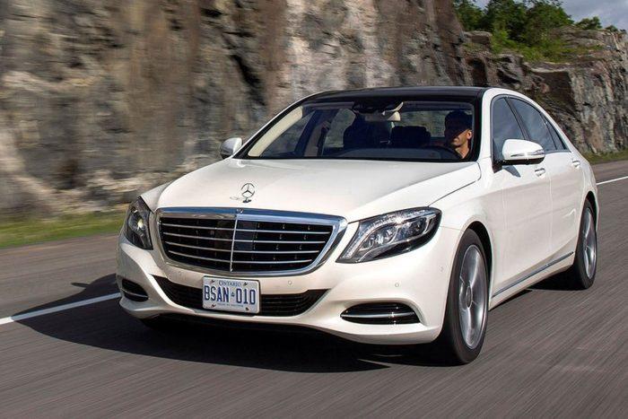 Új Mercedes S-osztály: gyönyör a négyzeten 2