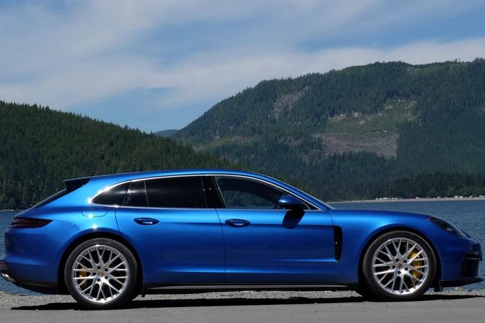Kombi Porsche kéne? Nesze, itt a Panamera Sport Turismo! 3