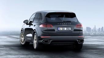 A Porsche is csalt