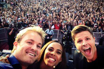 F1: Rosberg elvesztette a világbajnoki kupát