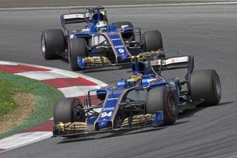 F1: A nulláról indul a Sauber