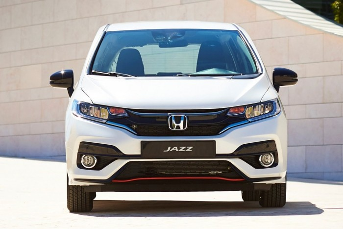 Honda Jazz: új motor, új külső 4